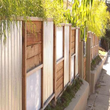 Corrugated Metal Fence: The Complete DIY Guide
