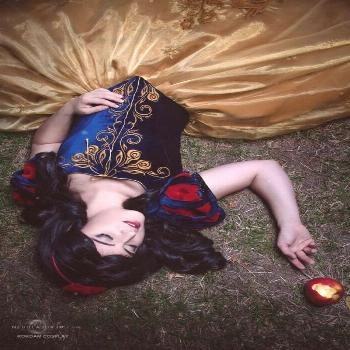 Snow White Cosplay Rock music Rock music   snow white cosplay, black cosplay, tokyo ghoul cosplay,