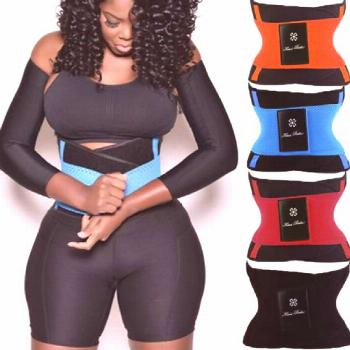 The Women Hot Waist Corset is made of polyester and spandex. Its control level is firm and fabric i