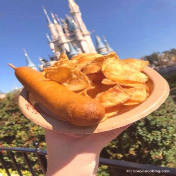What's New in the Magic Kingdom: Chocolate, Eclairs, Giant Corn Dogs, Construction, and So Much M