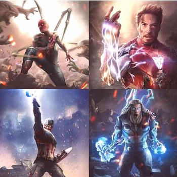 Whose scene was the best in Avengers: Endgame? . .... - -  Whose scene was the best in Avengers: En