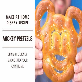 You can now bring a bit of Disney into the comfort of your home when you make this copy cat Mickey