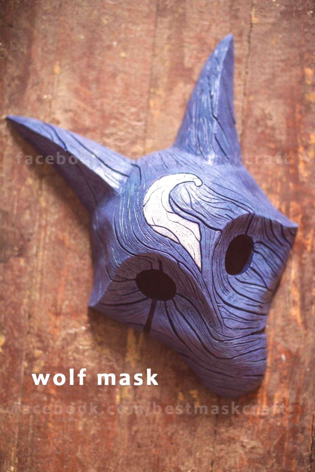 inspirierte Kindred Wolf Mask League of Legends Lol Cosplay#cosplay