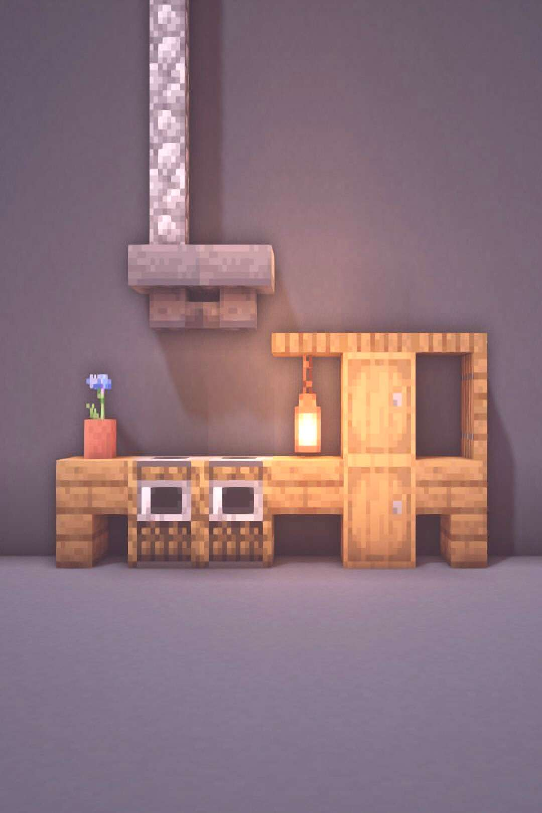 """Typface on Instagram: """"Continuing with the survival designs, here's a fully functional kitchen."""